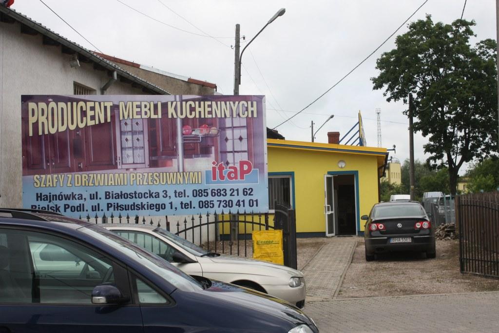 Itap Producent Mebli Kuchennych Bielsk Podlaski Meble Bielsk