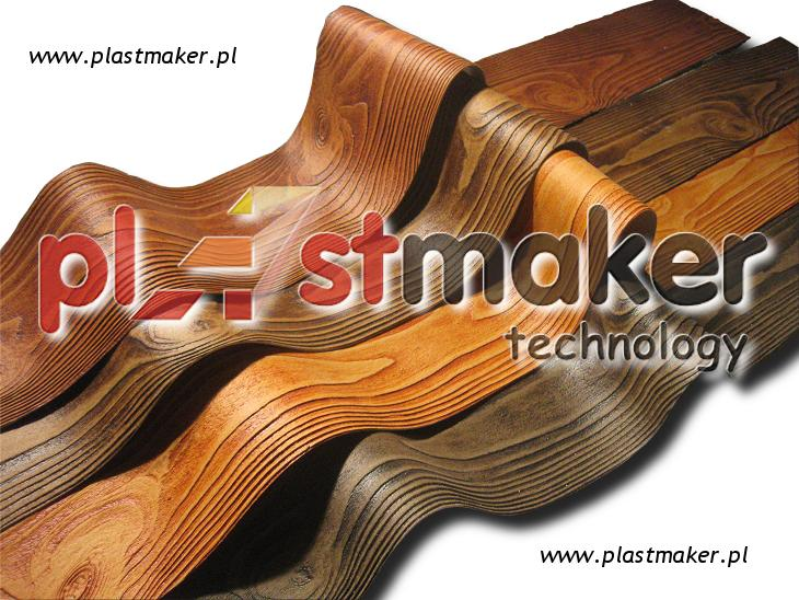 Elastyczne Okladziny Elewacyjne Suchy Tynk O Strukturze Drewna